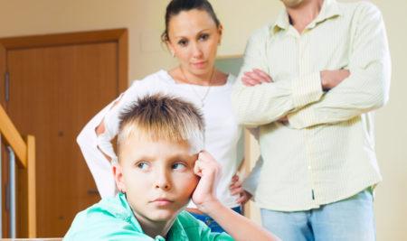 Figli contro genitori