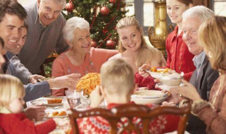 Natale in famiglia…. allargata